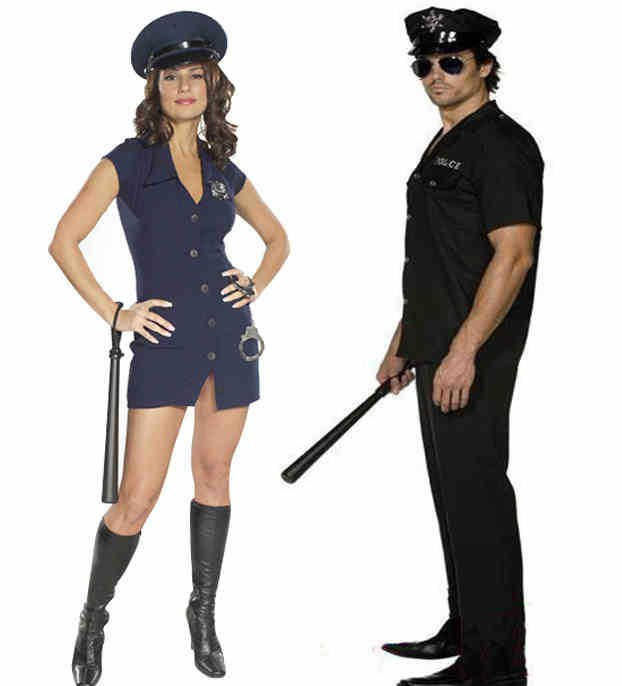 Top 10 most overused halloween costumes if youre actually willing to spend the money cop costumes could be pretty cool solutioingenieria Gallery