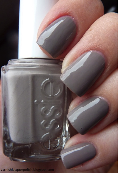 Light Gray Dark Any Will Work This Season I Personally Like Wearing Color Nail Polish If Am A Lot Of Black In My Outfit