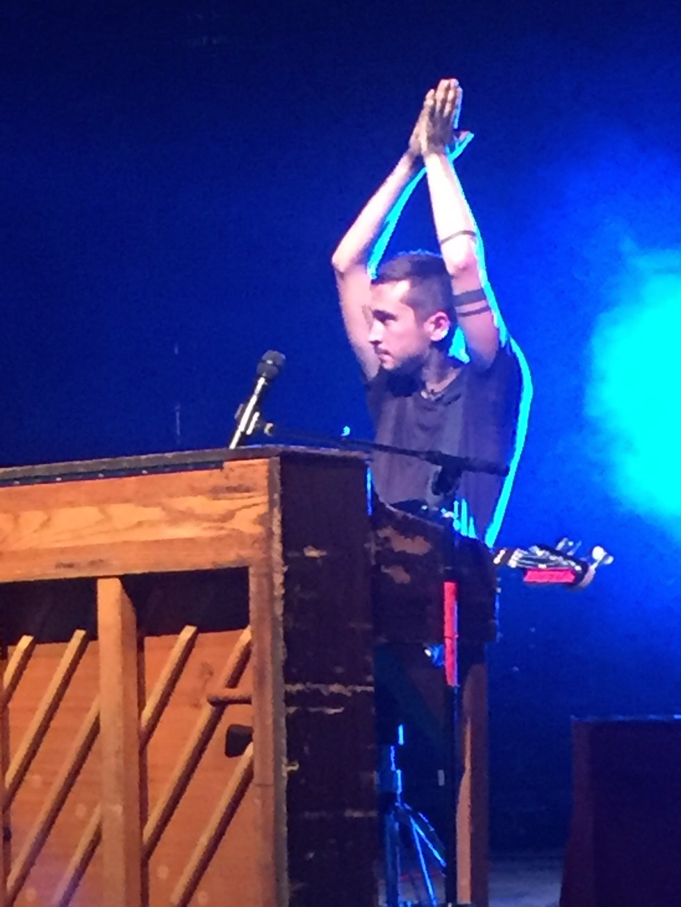 28 Things That Will Happen At Every Twenty One Pilots Concert