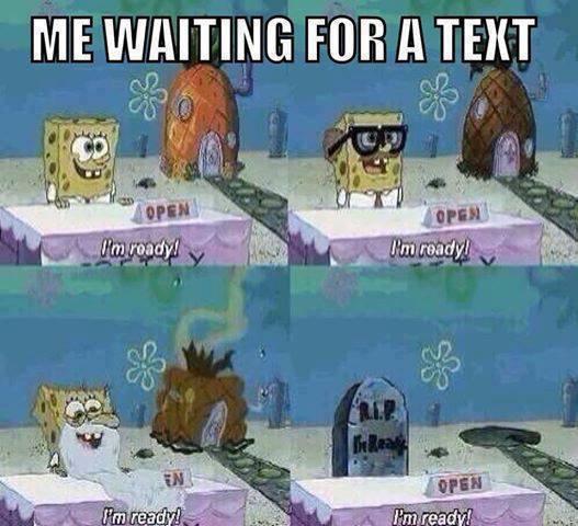 bad texter meme