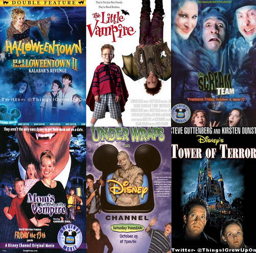 5 Halloween Movies All 90s Kids Loved