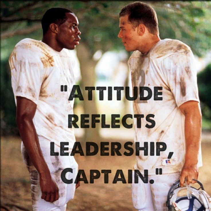 leadership and dedication in the movie remember the titans