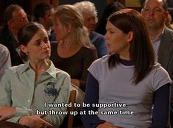 Ways Gilmore Girls Perfectly Captures College Life - 22 pictures that perfectly sum up the struggle that is life