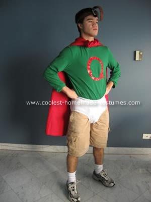 16 Nickelodeon Halloween Costumes Only '90s Kids Will ... Quailman Doug Costume
