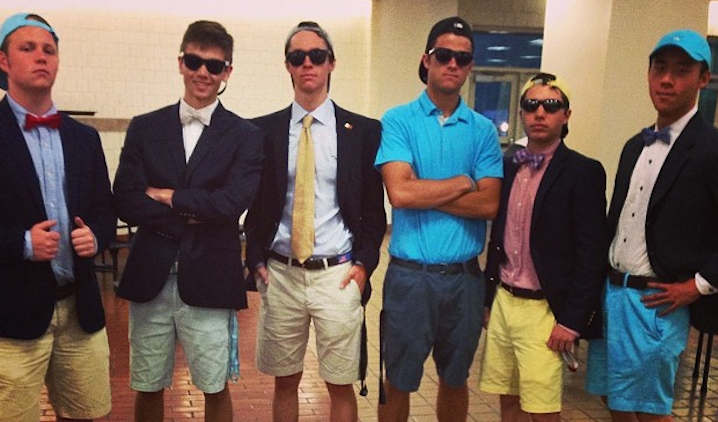 7. The frat boy  sc 1 st  Odyssey & 11 Accidental Halloween Costumes You May Have Worn to Class