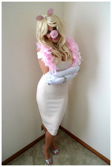Sexy pig costumes
