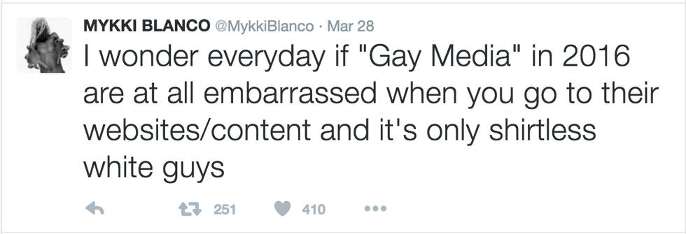 Gay Black Websites