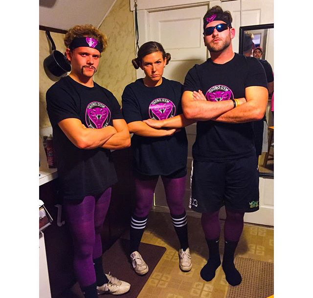 The Halloween Costumes You Wish You Thought Of
