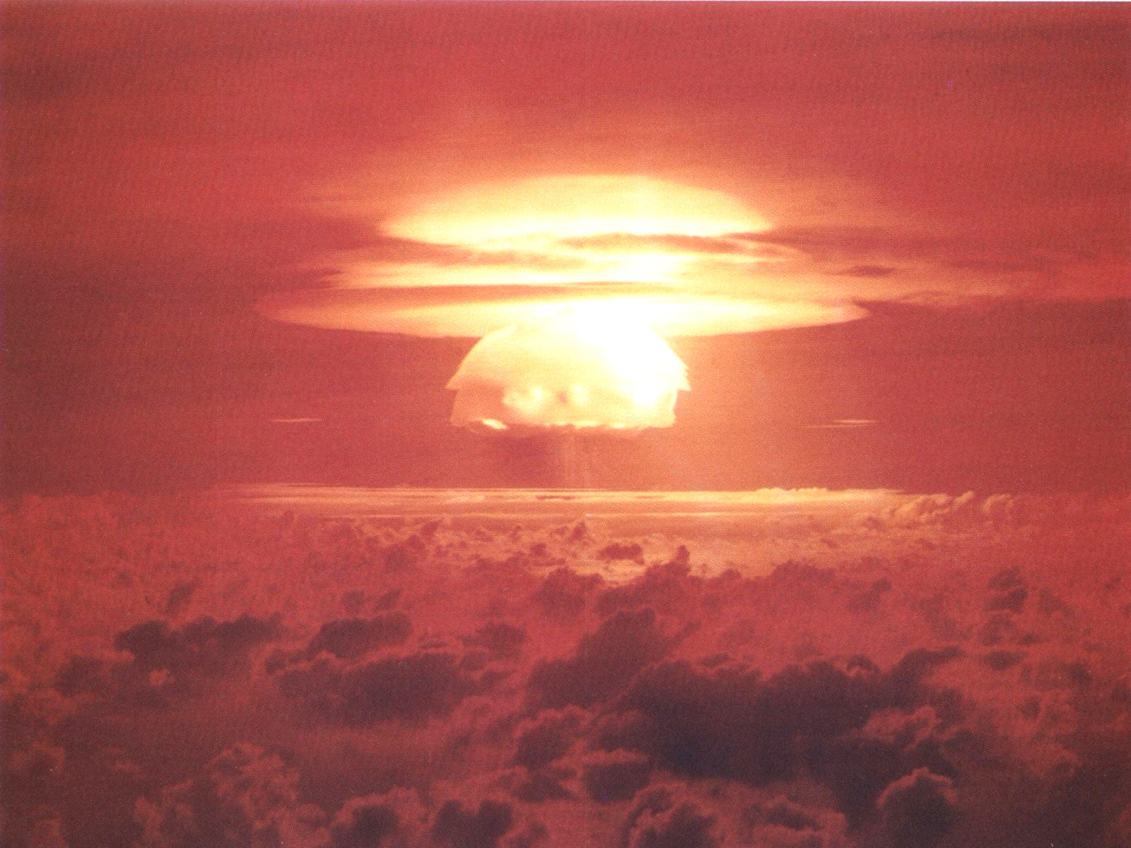 Can the World Come to Its Senses on Nuclear Weapons?