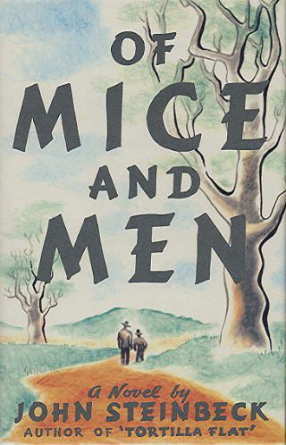 a literary and psychological analysis of lennie small in of mice and men by john steinbeck