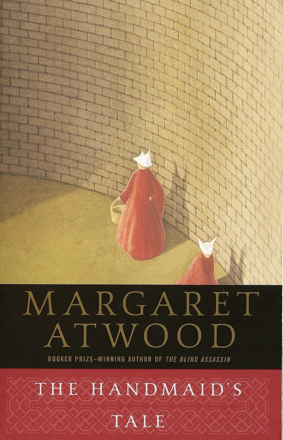 a literary analysis of a handmaids tale by margaret atwood By margaret atwood close the english national opera production of the handmaid's tale (once you've been intrigued by a literary form.