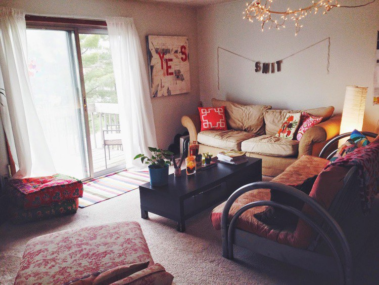 Exceptionnel 10 Thoughts College Students Have When Moving Into Their First Apartment