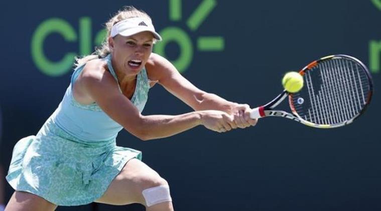 Tennis players women body