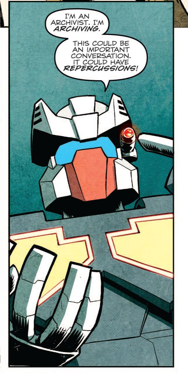 transformers arechetypes