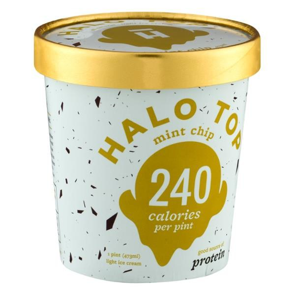 Your 12 GoTo Flavors Of Halo Top Ice Cream Based On The Month