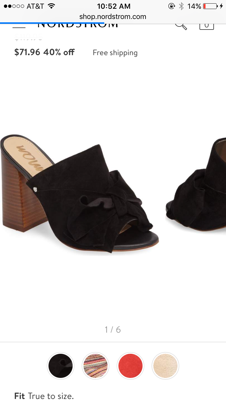 The 7 Cutest Mules You Can Rock Right Now