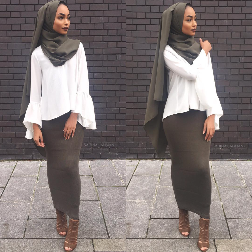 10 Hijabi Fashionistas You Need To Follow On Instagram