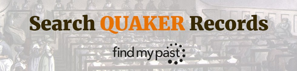 Search Quaker Records