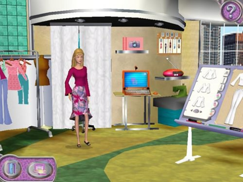 Download Barbie Fashion Show Game Full Version For Free