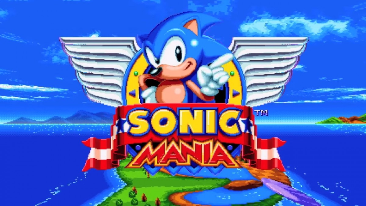 Video Game Review: Sonic Mania