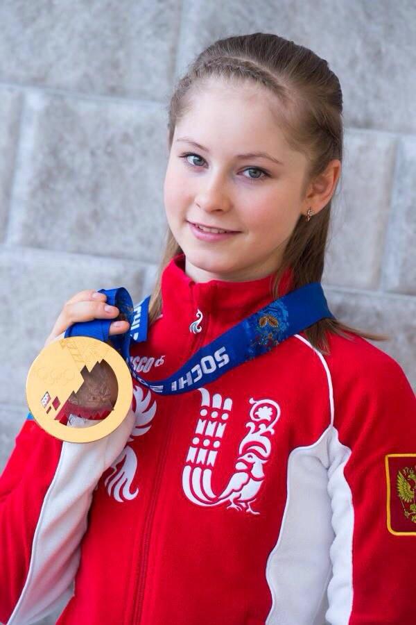 Yulia Lipnitskaya Gold Medal The Rise And Fall Of Y...