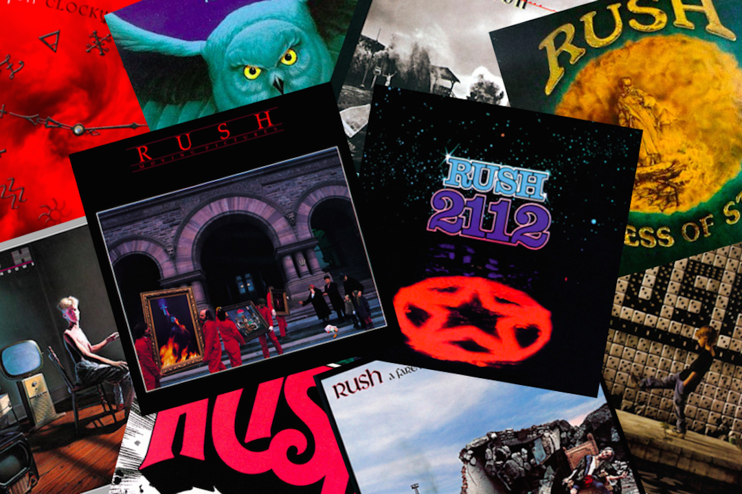 The Best Rush Albums Of All Time