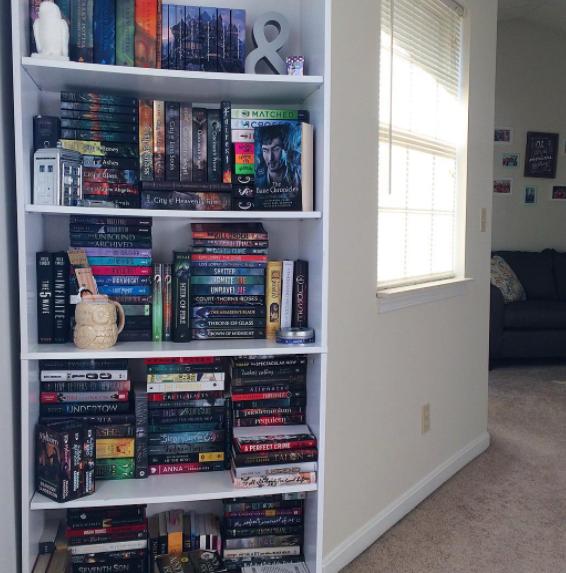 7 Ways To Organize Your Bookshelves
