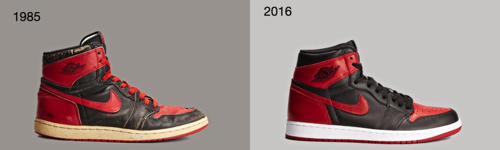 Peter C. Moore, the designer behind the sneakers, also designed the Air  Jordan Jumpman logo, as well as the Air Jordan Wings logo.