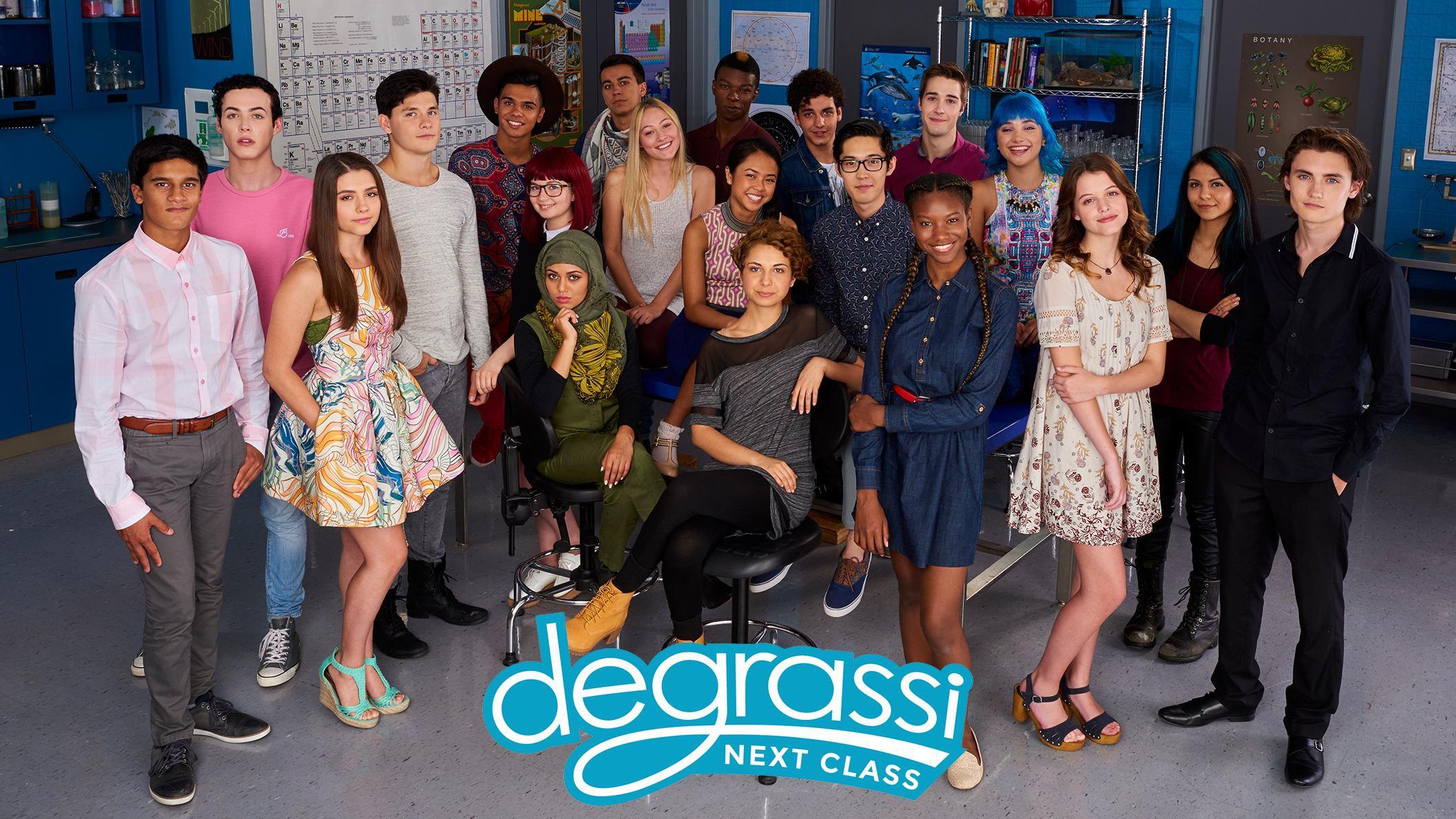 Degrassi: Next Class' is the Netflix Original You Should Be Binging