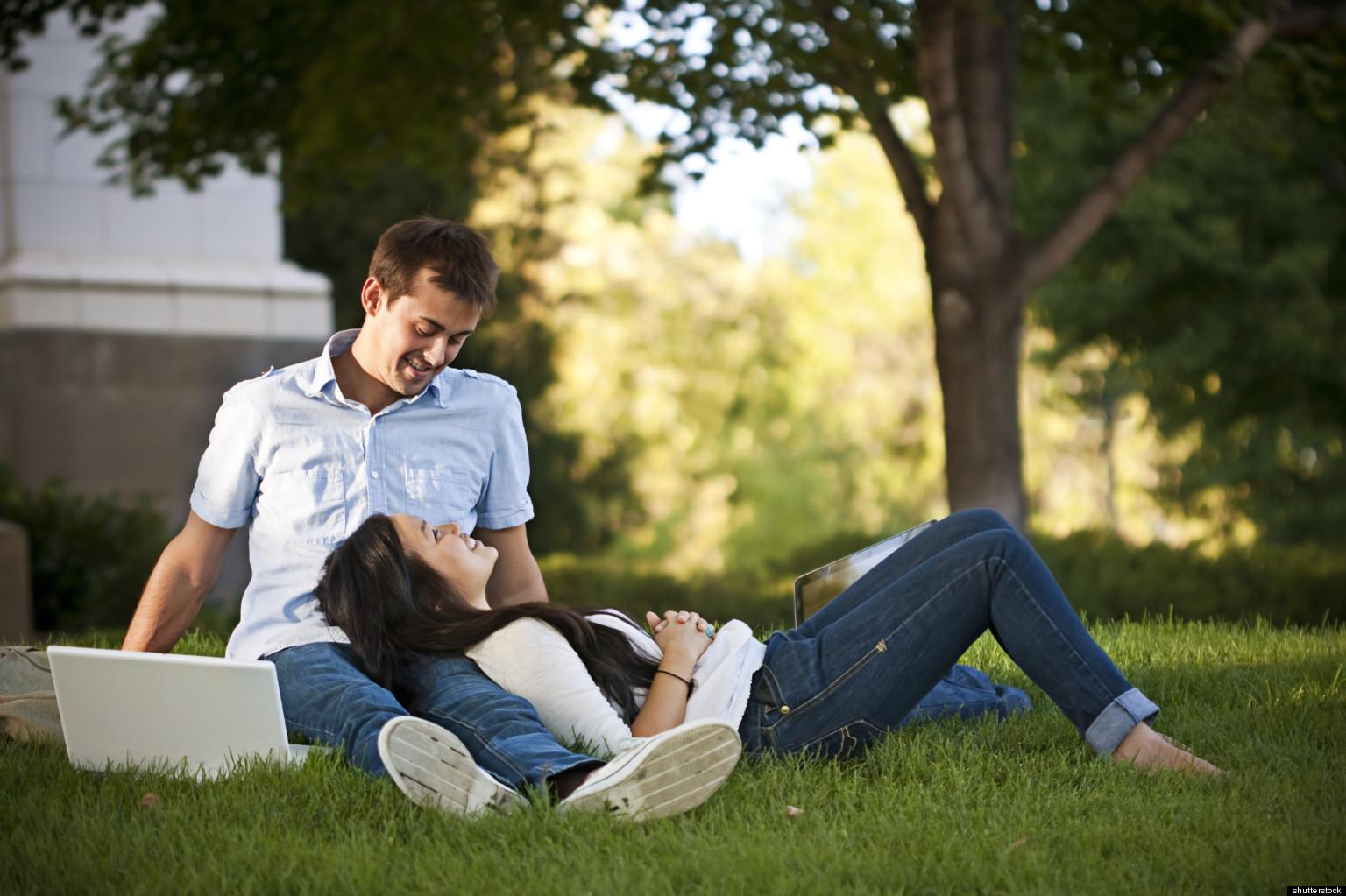 Dating μετά το κολλέγιο