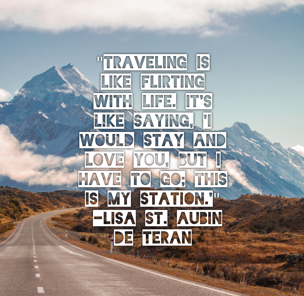 10 Quotes That Will Change The Way You Travel