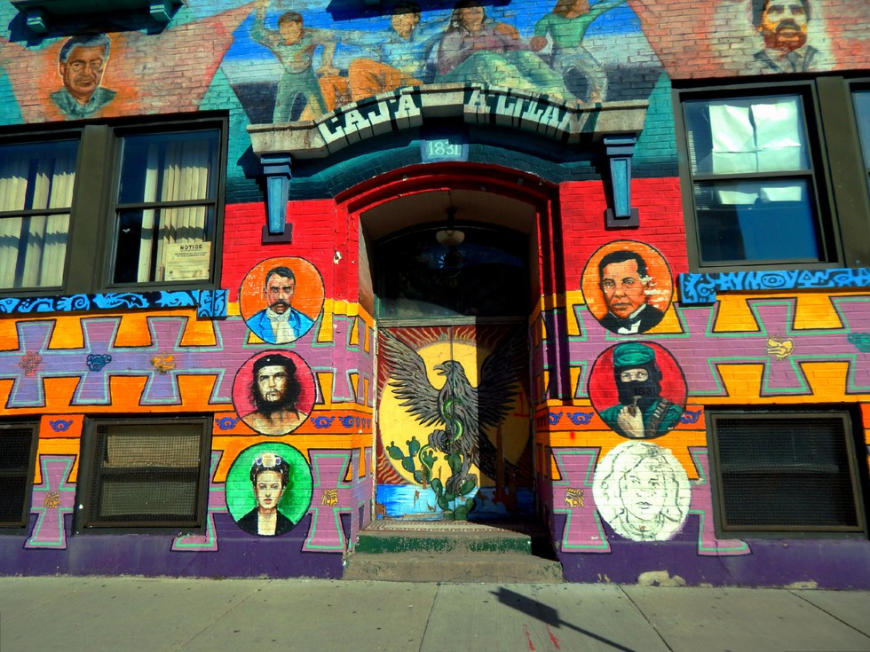 12 chicago murals that 39 ll make you appreciate street art for Mural in chicago illinois