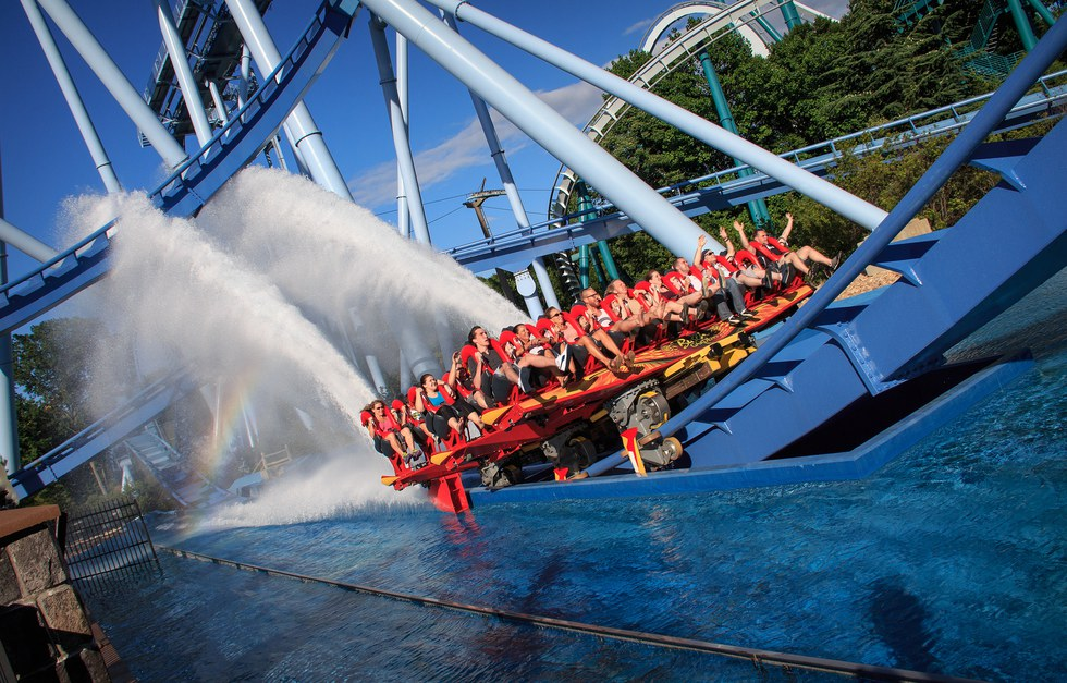 Top 10 amusement parks in america - Busch gardens rides height requirements ...