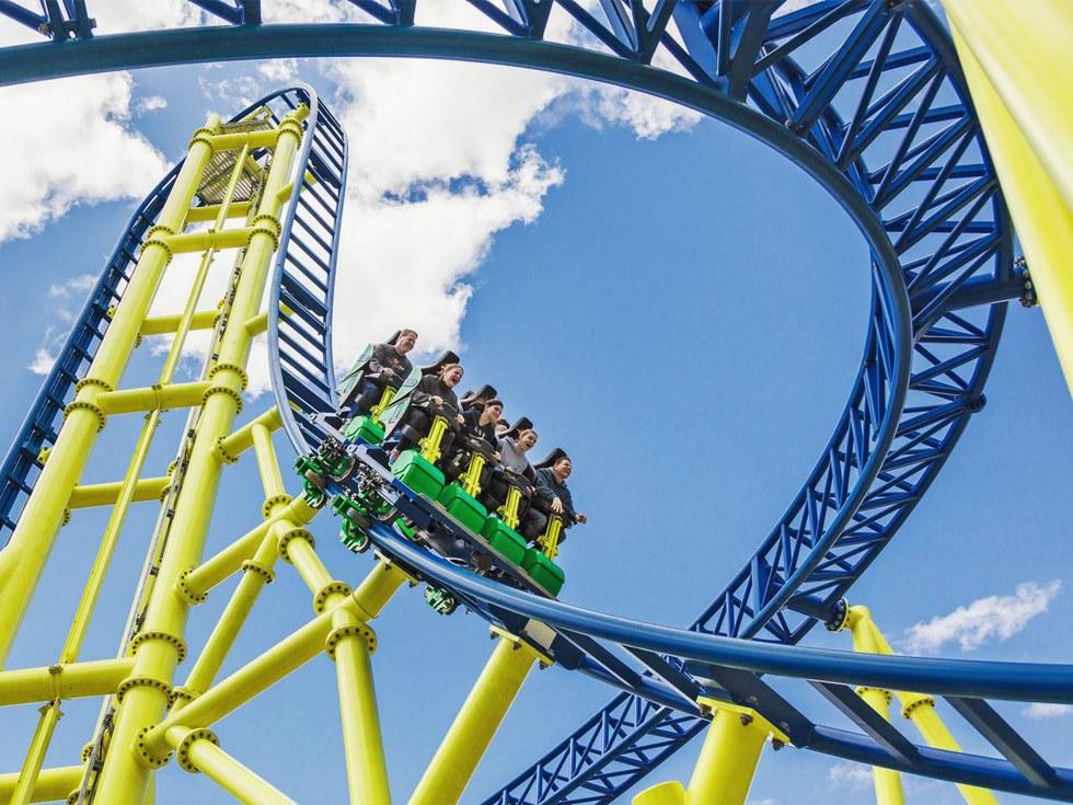 quality regional amusement parks essay