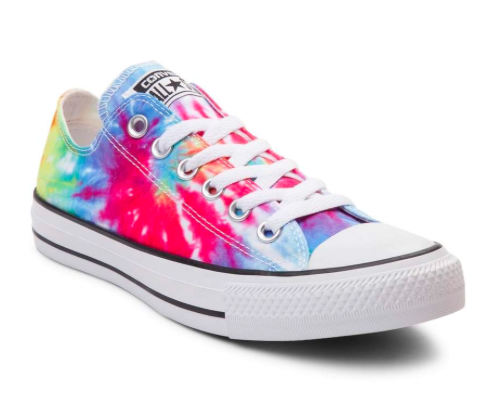 31943cf0dc9a Tie-Dye converse just became super popular again because of Miley Cyrus and  her campaign. If you re rocking these converse