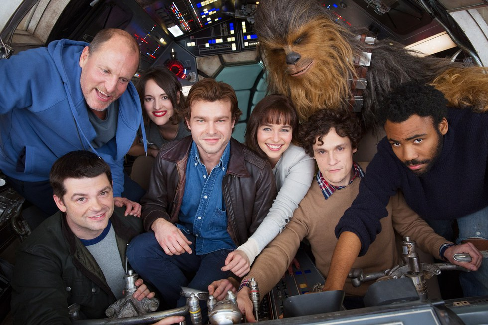 RUMOR: 'Han Solo' Spinoff Features A Brand New Millennium Falcon