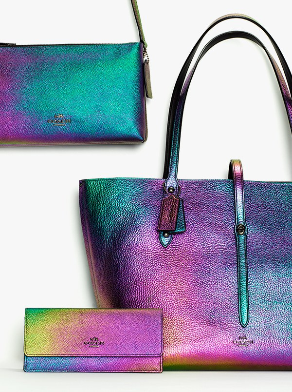 The release of hologram bags made the statement 88ef60178585d