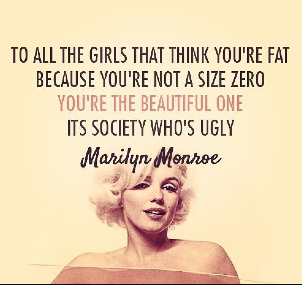 Body Shaming Needs To Stop Simple Body Image Quotes