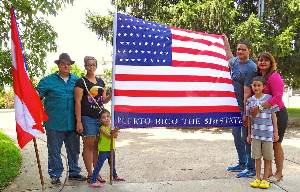puerto rico statehood The measure is co-sponsored by 21 republicans and 14 democrats and fulfills the promises of gonzález-colón and puerto rico gov ricardo rosselló, who campaigned on a statehood platform and said statehood is a civil rights issue for puerto ricans.