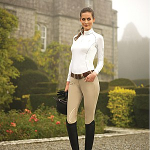 With what to wear a breeches