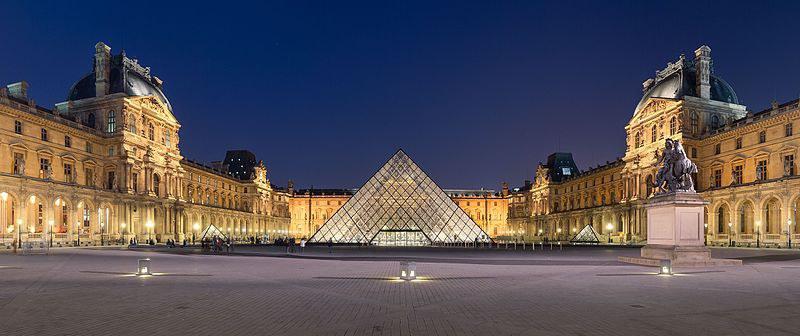 top 5 sights of paris