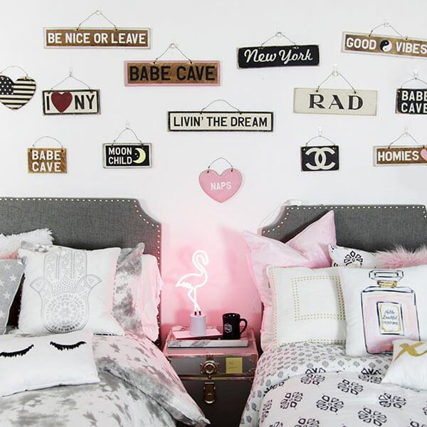 13 Ways To Make Your Dorm Room Cozy And Comfortable