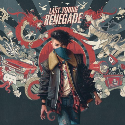 Album Review All Time Low Last Young Renegade