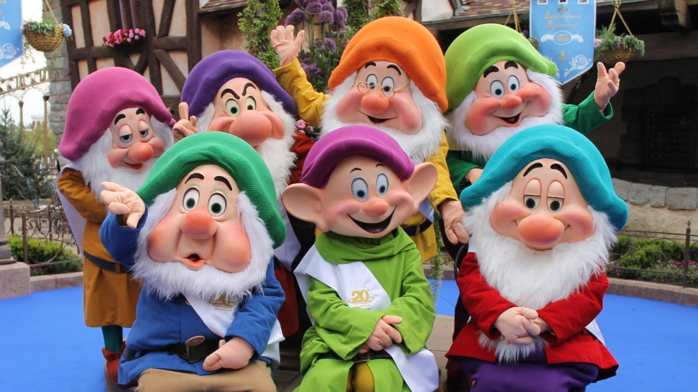 The 7 F*ckboys As Told By Snow White And The Seven Dwarfs