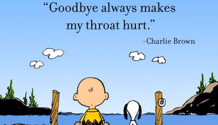 """6 Quotes To Say """"See Ya Later!"""""""