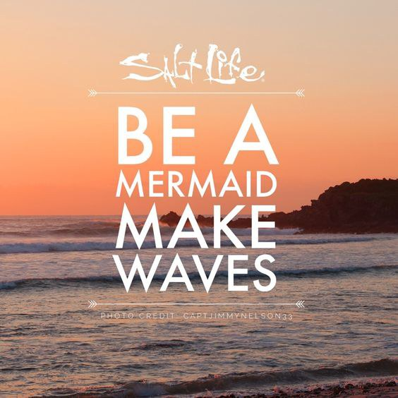 14 Mermaid Quotes You Need Right Now