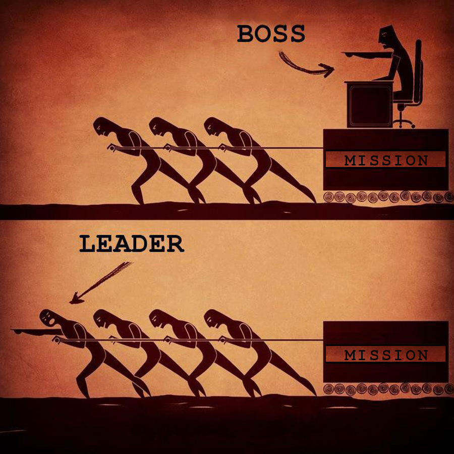 How to become a leader 88
