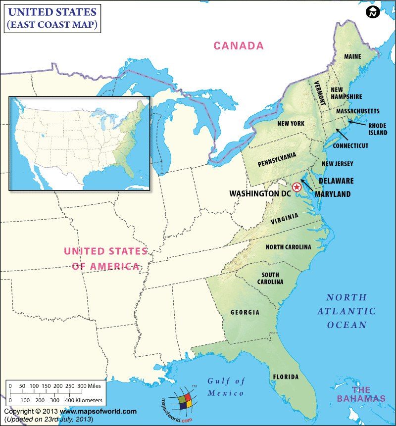 Struggles You Know Are Completely True If Youre From New Hampshire - Where is new hampshire