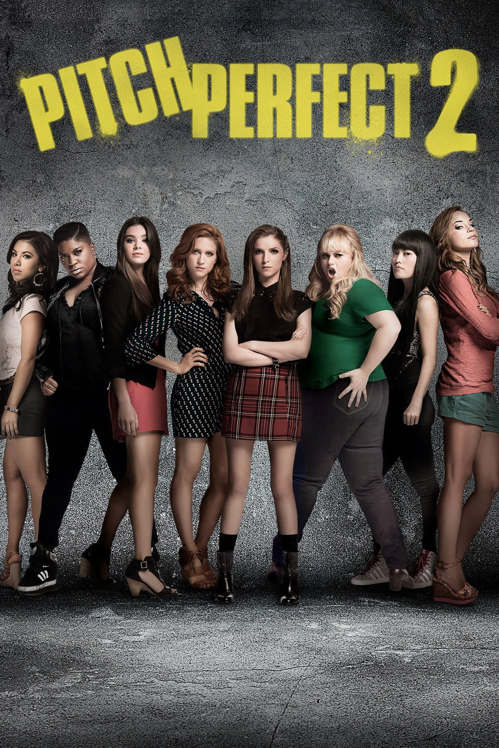 Pitch Perfect is probably one of the most popular movies out there right  now, especially since part three will be coming out soon, so why not have a  ...
