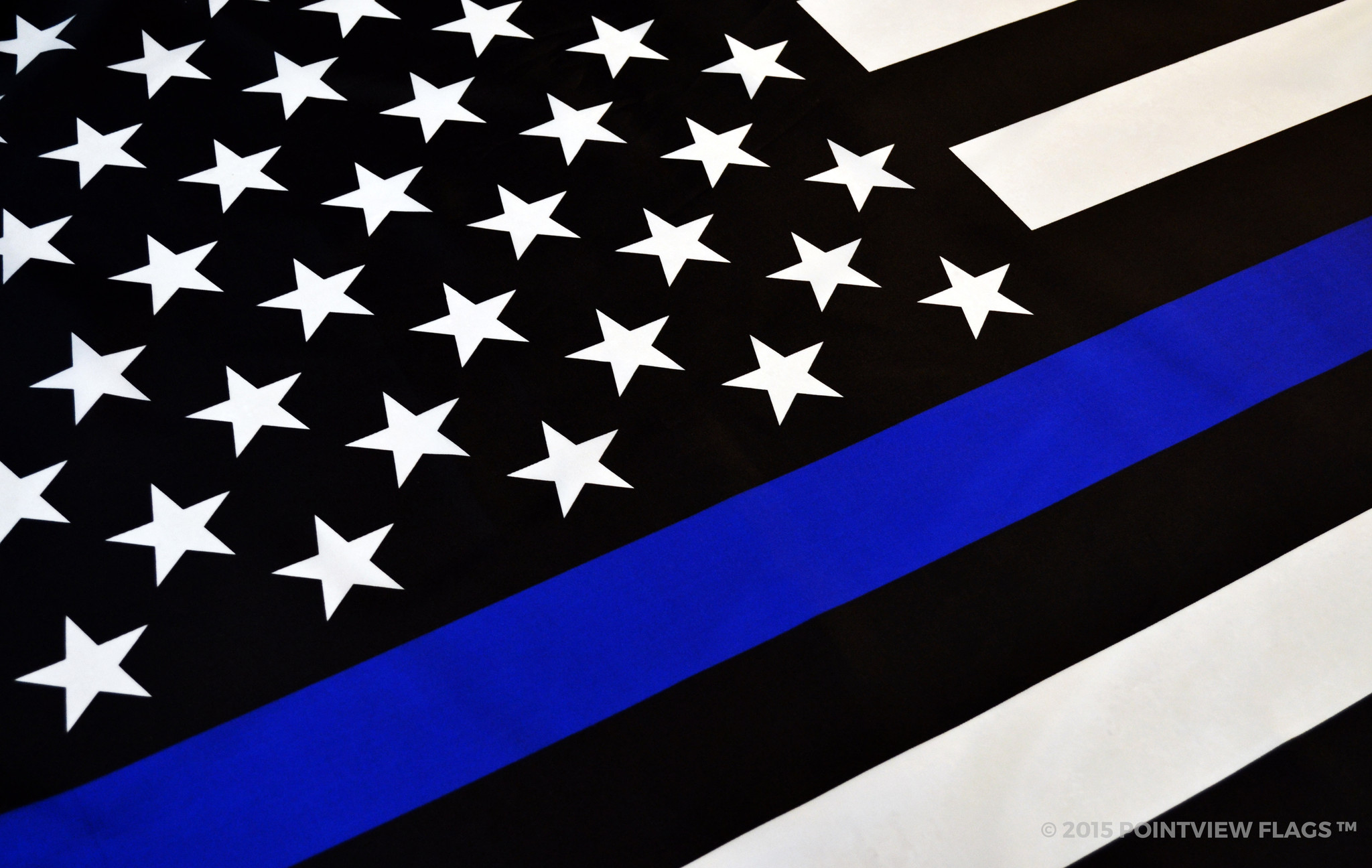 Blue Lives Matter Desktop Wallpaper Best Wallpaper Foto In